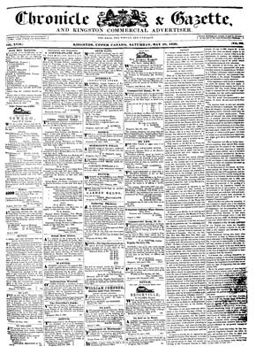 Chronicle & Gazette