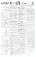 Kingston Gazette (Kingston, ON1810), November 19, 1811