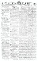 Kingston Gazette, 12 May 1812