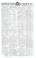 Kingston Gazette, 28 July 1812
