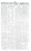 Kingston Gazette, 11 August 1812