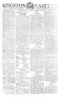 Kingston Gazette, 19 September 1812