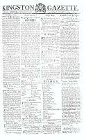 Kingston Gazette, 17 October 1812