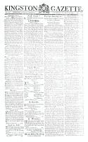 Kingston Gazette, 24 October 1812