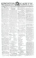 Kingston Gazette, 31 October 1812