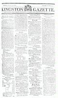 Kingston Gazette (Kingston, ON1810), August 22, 1815