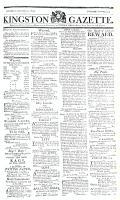 Kingston Gazette (Kingston, ON1810), September 5, 1815