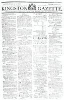 Kingston Gazette, 10 February 1816