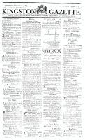 Kingston Gazette, 17 February 1816