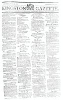 Kingston Gazette, 16 March 1816