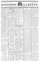 Kingston Gazette, 13 July 1816