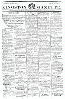 Kingston Gazette, 7 December 1816