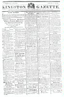Kingston Gazette, 14 December 1816