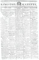 Kingston Gazette, 18 January 1817