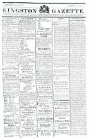 Kingston Gazette, 29 March 1817