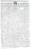 Kingston Gazette, 5 April 1817