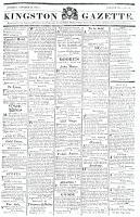 Kingston Gazette, 28 October 1817