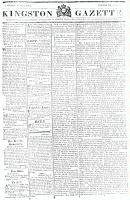 Kingston Gazette, 2 June 1818