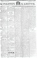 Kingston Gazette, 16 June 1818
