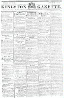 Kingston Gazette, 21 July 1818