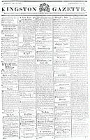 Kingston Gazette, 28 July 1818