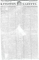 Kingston Gazette, 1 September 1818