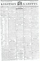 Kingston Gazette, 29 September 1818