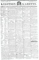 Kingston Gazette, 6 October 1818