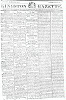 Kingston Gazette, 15 December 1818