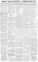 Kingston Chronicle, 19 February 1819