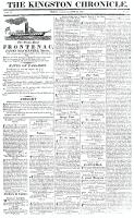 Kingston Chronicle (Kingston, ON1819), June 18, 1819