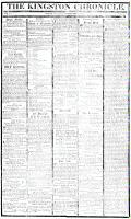 Kingston Chronicle, 3 September 1819
