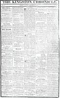 Kingston Chronicle, 10 September 1819