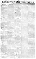 Kingston Chronicle, 26 November 1819
