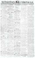 Kingston Chronicle, 7 January 1820