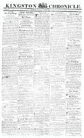 Kingston Chronicle (Kingston, ON1819), February 18, 1820