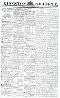 Kingston Chronicle (Kingston, ON1819), February 25, 1820
