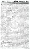 Kingston Chronicle (Kingston, ON1819), March 3, 1820