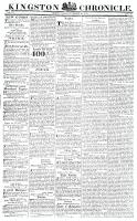 Kingston Chronicle (Kingston, ON1819), March 10, 1820