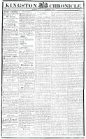Kingston Chronicle, 31 March 1820