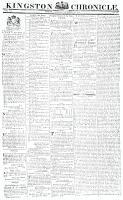 Kingston Chronicle, 20 October 1820