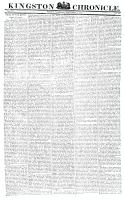 Kingston Chronicle, 3 November 1820