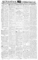Kingston Chronicle (Kingston, ON1819), December 22, 1820