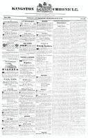 Kingston Chronicle (Kingston, ON1819), November 17, 1826
