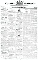 Kingston Chronicle (Kingston, ON), January 4, 1827