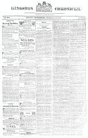Kingston Chronicle (Kingston, ON), January 19, 1827