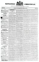 Kingston Chronicle, 13 April 1827
