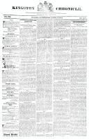 Kingston Chronicle (Kingston, ON), April 27, 1827