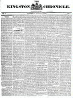 Kingston Chronicle (Kingston, ON1819), August 9, 1828
