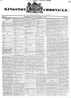 Kingston Chronicle (Kingston, ON1819), September 6, 1828